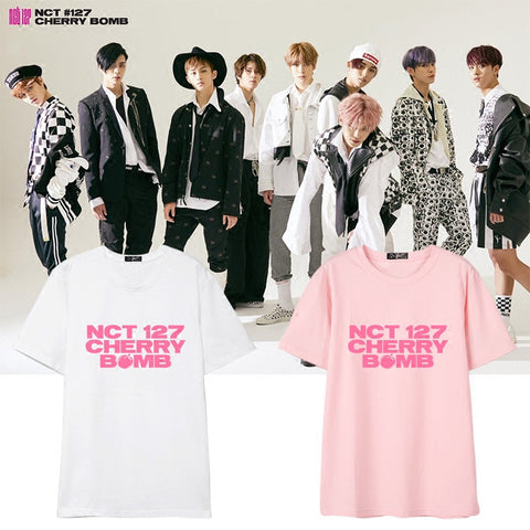NCT 127 CHERRY BOMB T-SHIRT