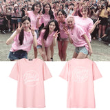 SNSD HOLIDAY NIGHT T-SHIRT