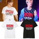 IKON DOME TOUR IN OSAKA 2017 T-SHIRT