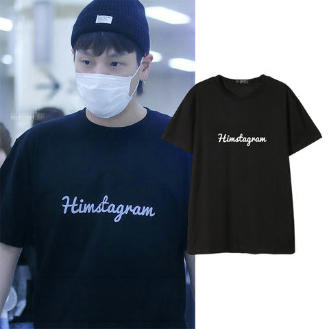 BAP HIMCHAN HIMSTAGRAM T-SHIRT