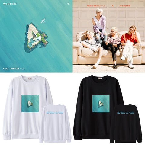 WINNER OUR TWENTY FOR SWEATER