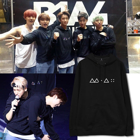 B1A4 FOUR NIGHTS CONCERT HOODIE