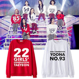 SNSD HOLIDAY NIGHT SHOWCASE SWEATER