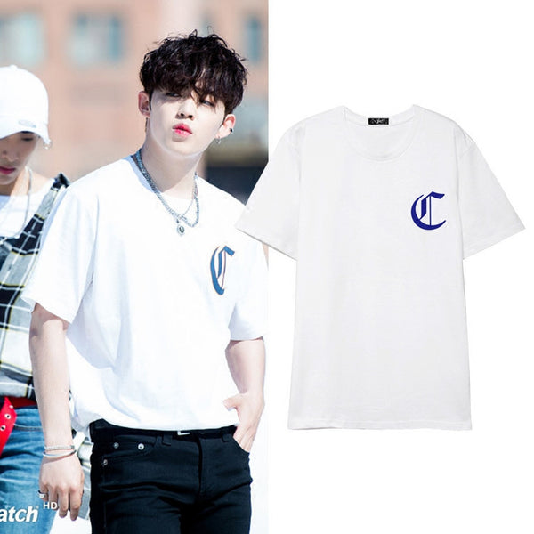 SEVENTEEN SCOUPS MOON T-SHIRT