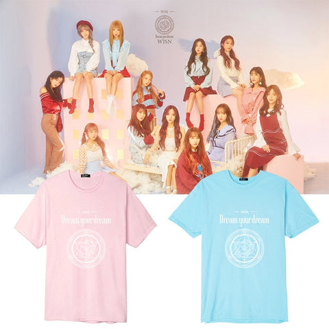 WJSN DREAM YOUR DREAM T-SHIRT