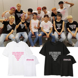 SEVENTEEN DIAMOND EDGE MEMBERS T-SHIRT