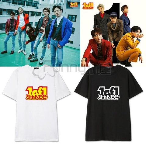 SHINEE 1OF1 T-SHIRT