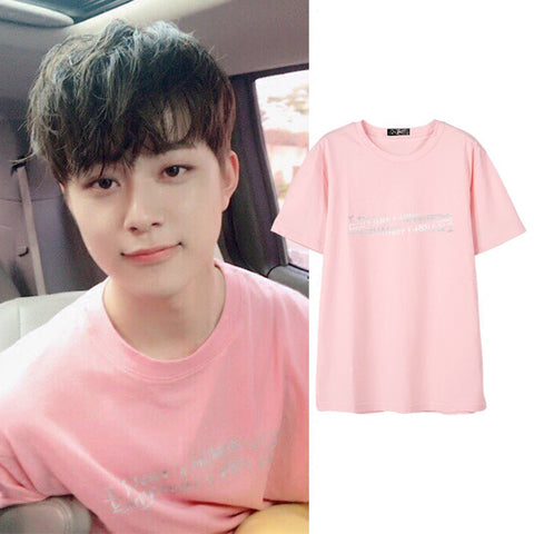 YOON SEONHO HUMAN BEING T-SHIRT