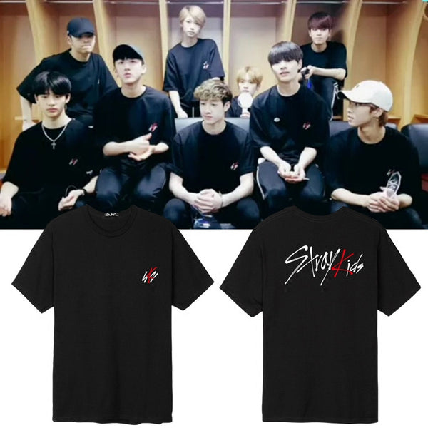 STRAY KIDS I AM NOT DEBUT SHOWCASE T-SHIRT