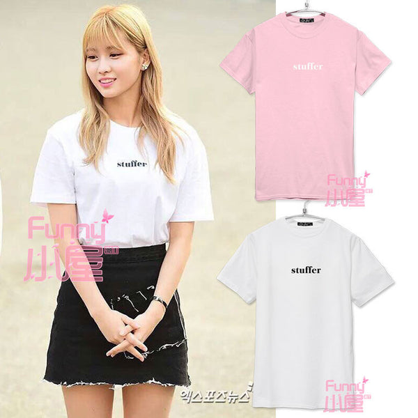 TWICE MOMO STUFFER T-SHIRT