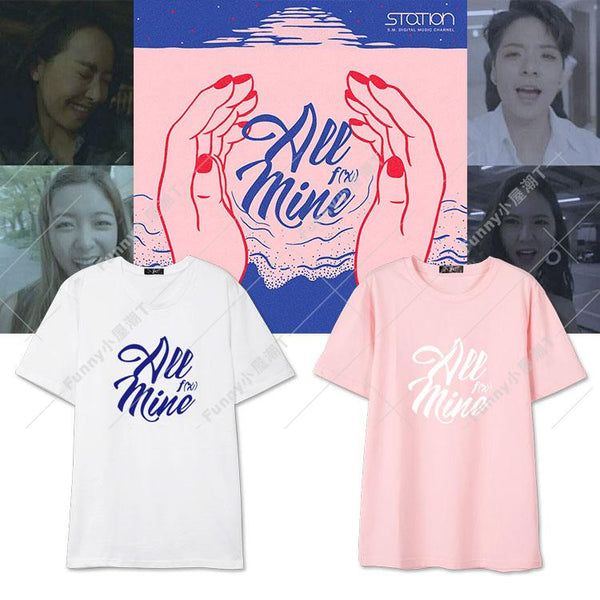 F(X) ALL MINE T-SHIRT
