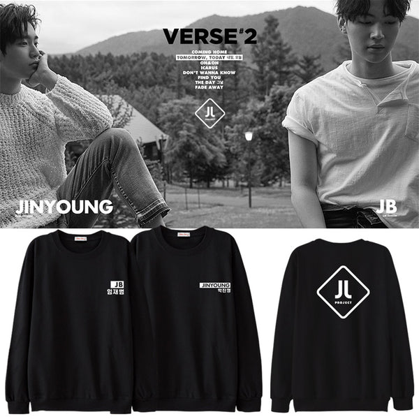 JJ PROJECT VERSE 2 SWEATER