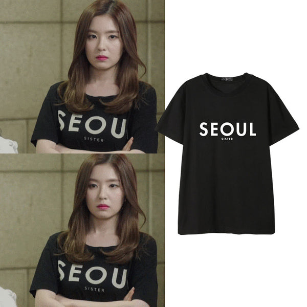 RED VELVET IRENE SEOUL T-SHIRT