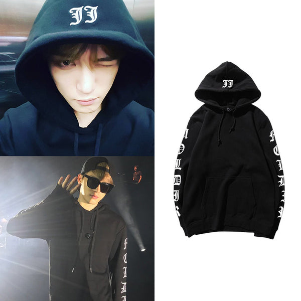 KIM JAE JOONG THE REBIRTH OF J HOODIE