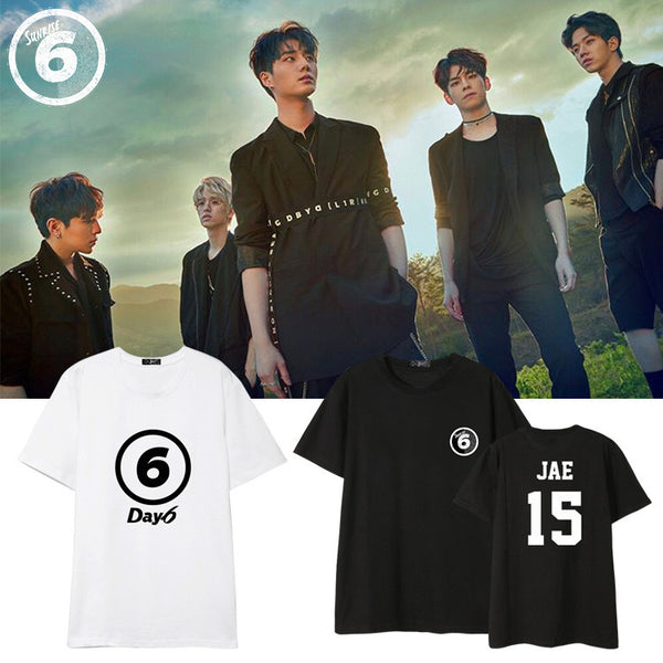 DAY6 SUNRISE MEMBERS T-SHIRT