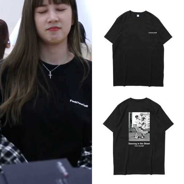 APINK CHORONG DANCING IN THE STREET T-SHIRT