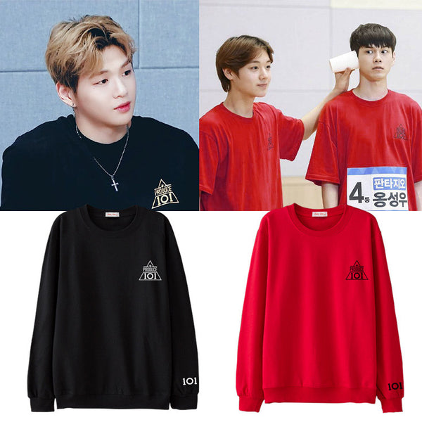 PRODUCE 101 SWEATERS