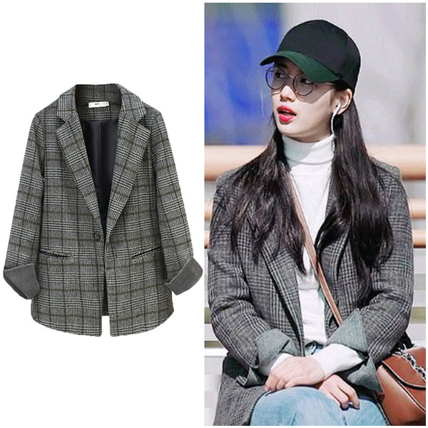WHILE YOU WERE SLEEPING MISS A SUZY GREY JACKET