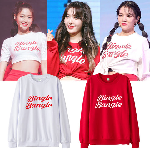 AOA BINGLE BANGLE SWEATER
