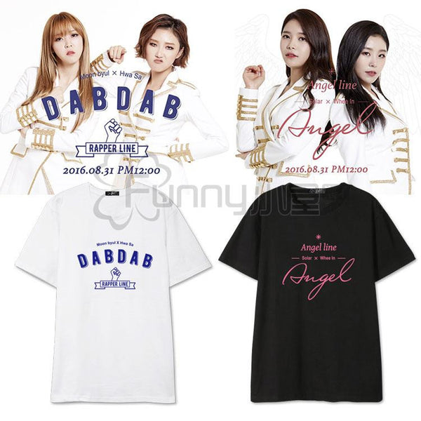 MAMAMOO DAB DAB ANGEL T-SHIRT