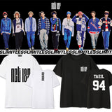 NCT 127 LIMITLESS MEMBER T-SHIRTS