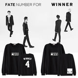 WINNER FATE NUMBER FOR SWEATER
