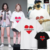 RED VELVET WENDY CNBLUE JUNG YONGHWA ROMANTIC T-SHIRT