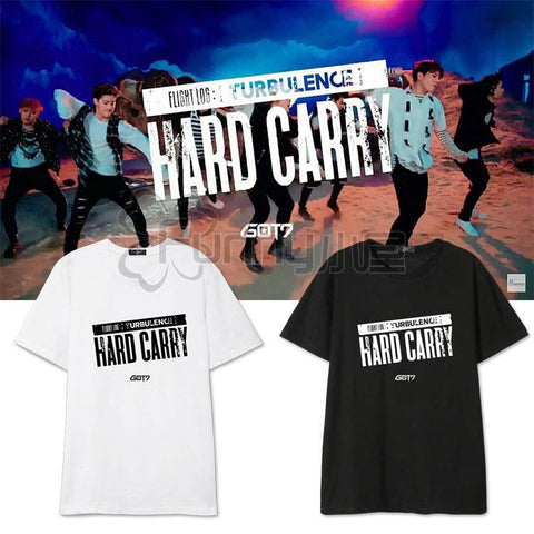 GOT7 HARD CARRY T-SHIRT