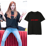 APINK CHORING WHY SO SERIOUS T-SHIRT