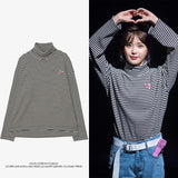 IU PINK PANTHER SWEATER