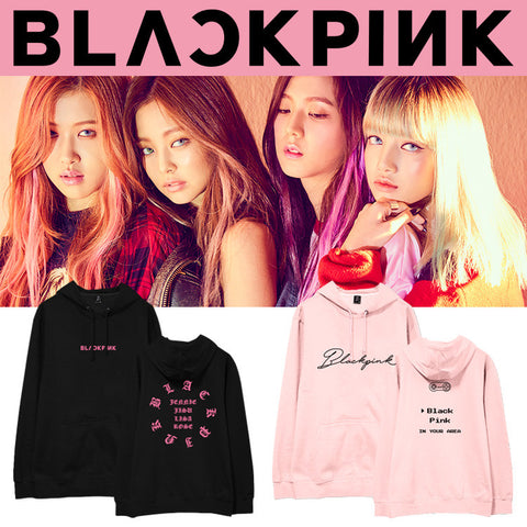 BLACKPINK AS IF IT'S YOUR LAST HOODIE