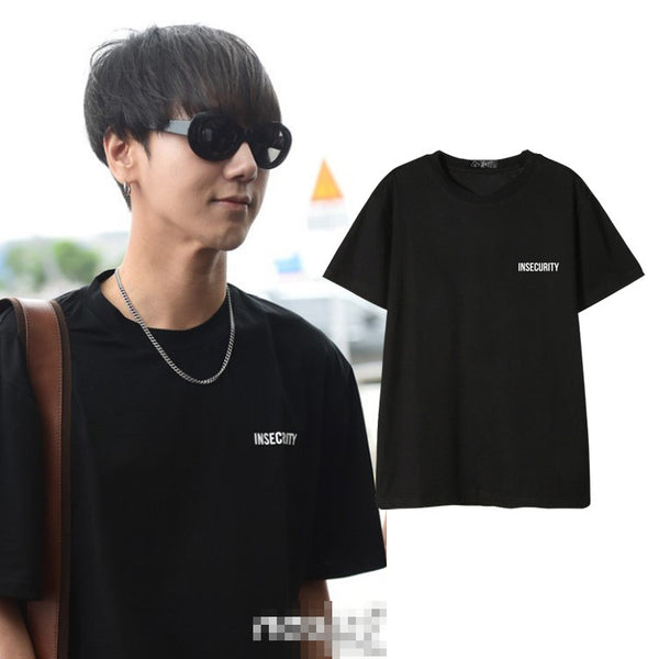 SUPER JUNIOR YESUNG INSECURITY T-SHIRT