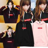 SNSD TAEYEON HANDS ON ME HOODIE