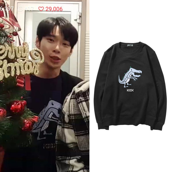 NCT DOYOUNG DINOSAUR SWEATER