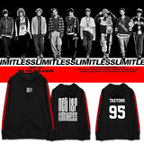 NCT 127 LIMITLESS HOODIES