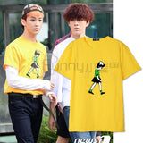 NCT MARK WALKING T-SHIRT