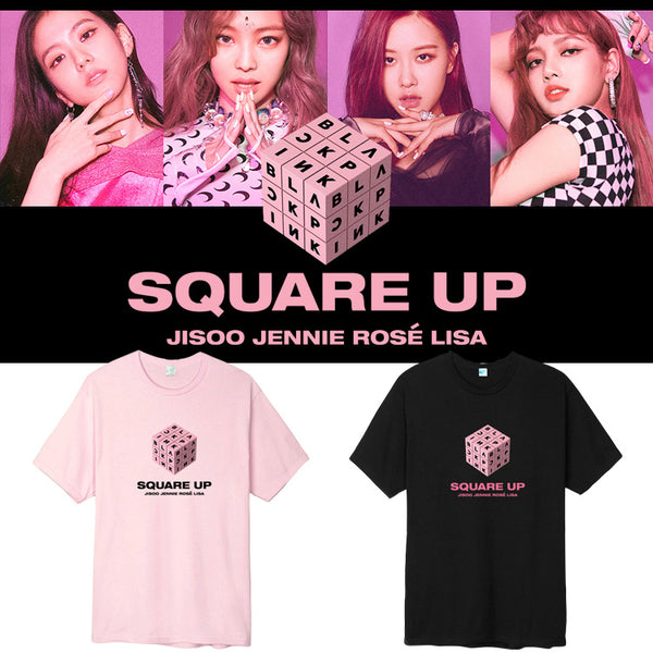 BLACKPINK SQUARE UP T-SHIRT