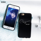 WANNA ONE SIGNATURE PHONE CASES