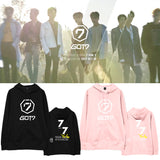 GOT7 7 FOR 7 HOODIE