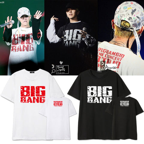 BIG BANG THE CONCERT T-SHIRT