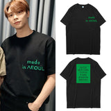 NCT JOHNNY MADE IN SEOUL T-SHIRT