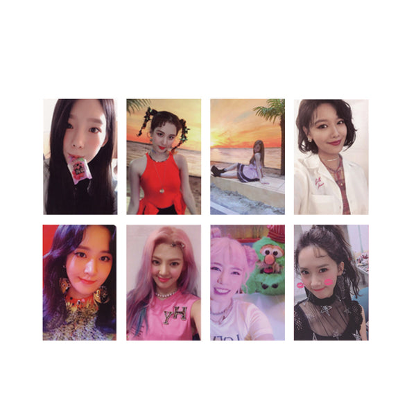 SNSD HOLIDAY NIGHT PHOTOCARDS