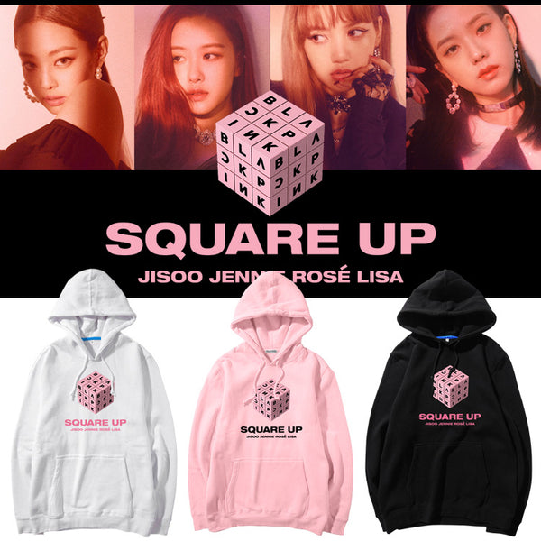 BLACKPINK SQUARE UP HOODIE