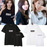 RED VELVET SEULGI PARK SHIN HYE WAYS OF SEEING T-SHIRT