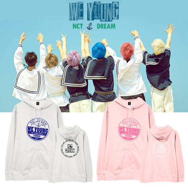 NCT DREAM WE YOUNG HOODIE
