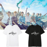 MONSTA X NEWTON T-SHIRT