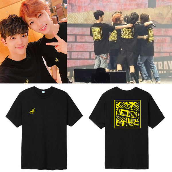 STRAY KIDS I AM WHO SHOWCASE T-SHIRT
