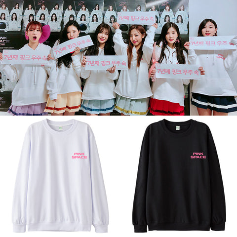 APINK PINK SPACE CONCERT SWEATER