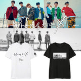 MONSTA X SHINE FOREVER T-SHIRT