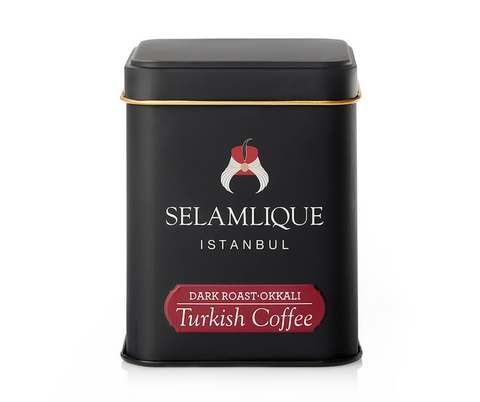 Turkish Coffee Dark Roast